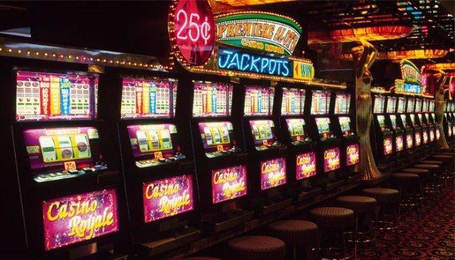 Игровые автоматы в любимом казино Вулкан 777