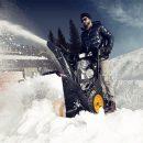 Уборщики снега для дома и дачи