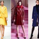 Современные тенденции в моде на пальто