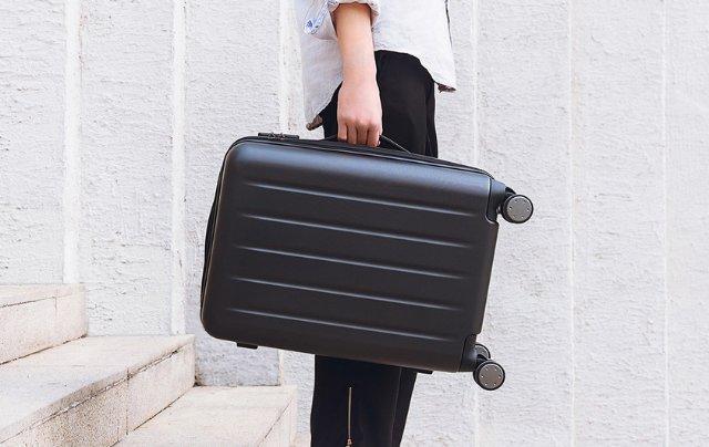 Xiaomi запустила в продажу чемоданы 90 Points стоимостью от $44