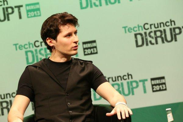 Павел Дуров объяснил проблемы с доступом в Telegram