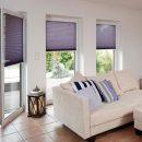 Альтернатива жалюзи – шторы плиссе на окна