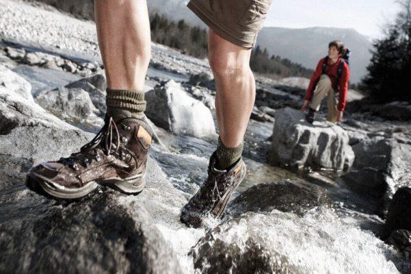 Все о подборе туристической обуви