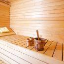 Какие материалы используются для отделки бани