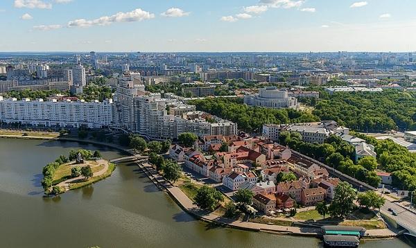 Знакомство с Минском и Беларусью