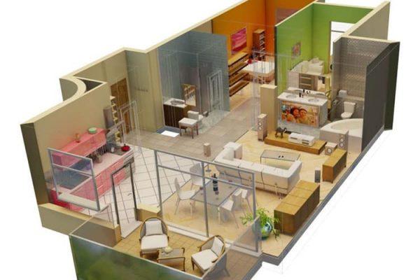 Создание дизайн-проекта вашего жилья по выгодным ценам