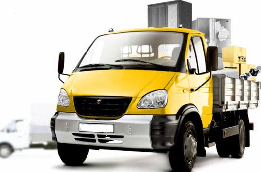 Услуги грузового такси в Новосибирске и области