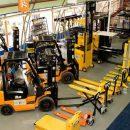 Штабелер – лучший вариант складской техники практически для любого склада