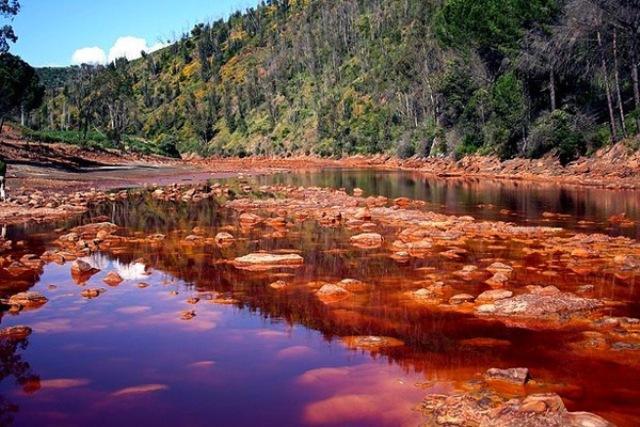 Рио Тинто – мертвая река?