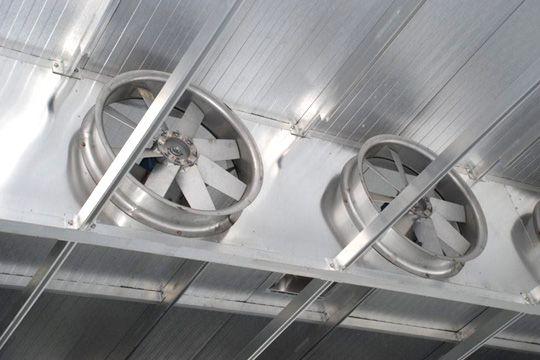 Осевые вентиляторы от ведущей компании