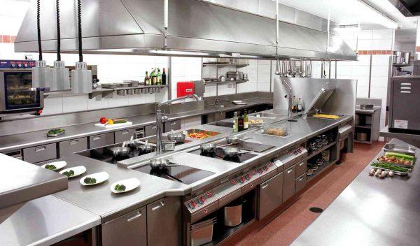 Комплексное оснащение ресторанов на выгодных условиях