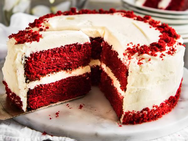 Рецепт торта красный бархат и других вкусностей
