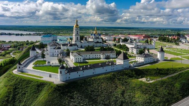 Тобольск - центр освоения Сибири
