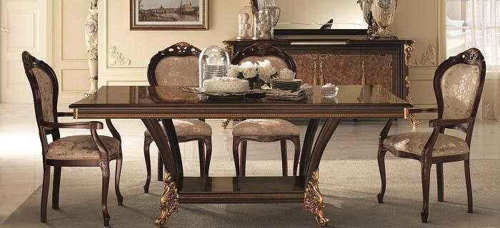 Шикарная мебель в итальянском стиле