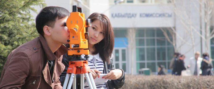 Особенности вступительной кампании в Satbayev University