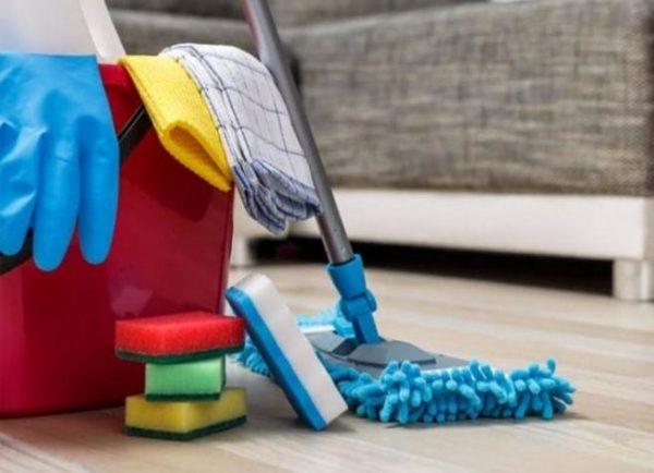 Профессиональная уборка вашего дома
