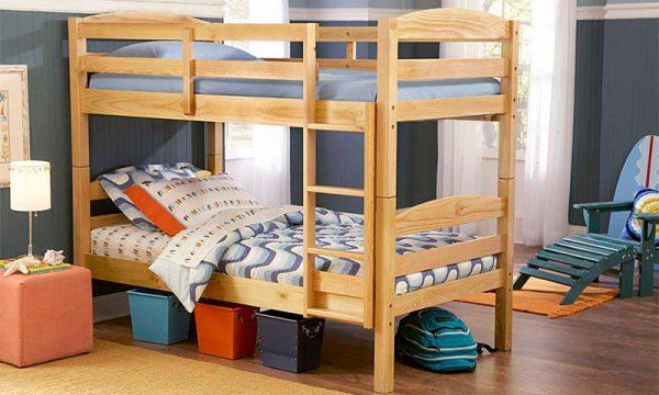 Качественные детские двухъярусные кровати на любой вкус