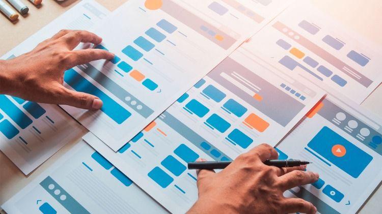 Профессиональные услуги разработки сайта и его продвижения