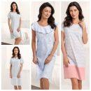Женские ночные сорочки из трикотажа